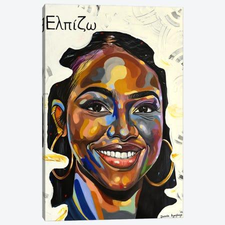 Anticipate Canvas Print #DML17} by Damola Ayegbayo Canvas Wall Art