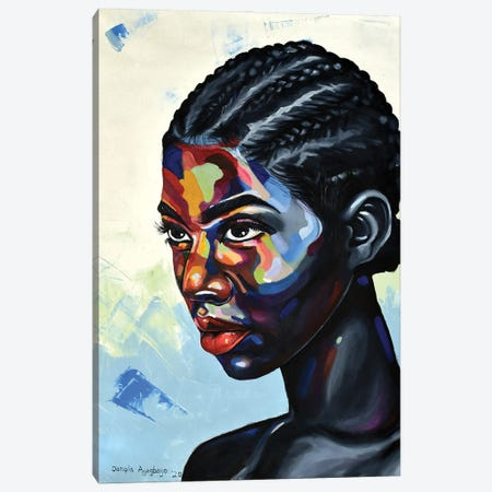 Looking Beyond Canvas Print #DML1} by Damola Ayegbayo Canvas Print