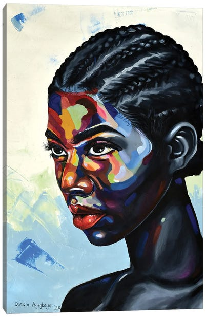 Looking Beyond Canvas Art Print