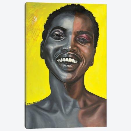 Vague Canvas Print #DML20} by Damola Ayegbayo Canvas Wall Art