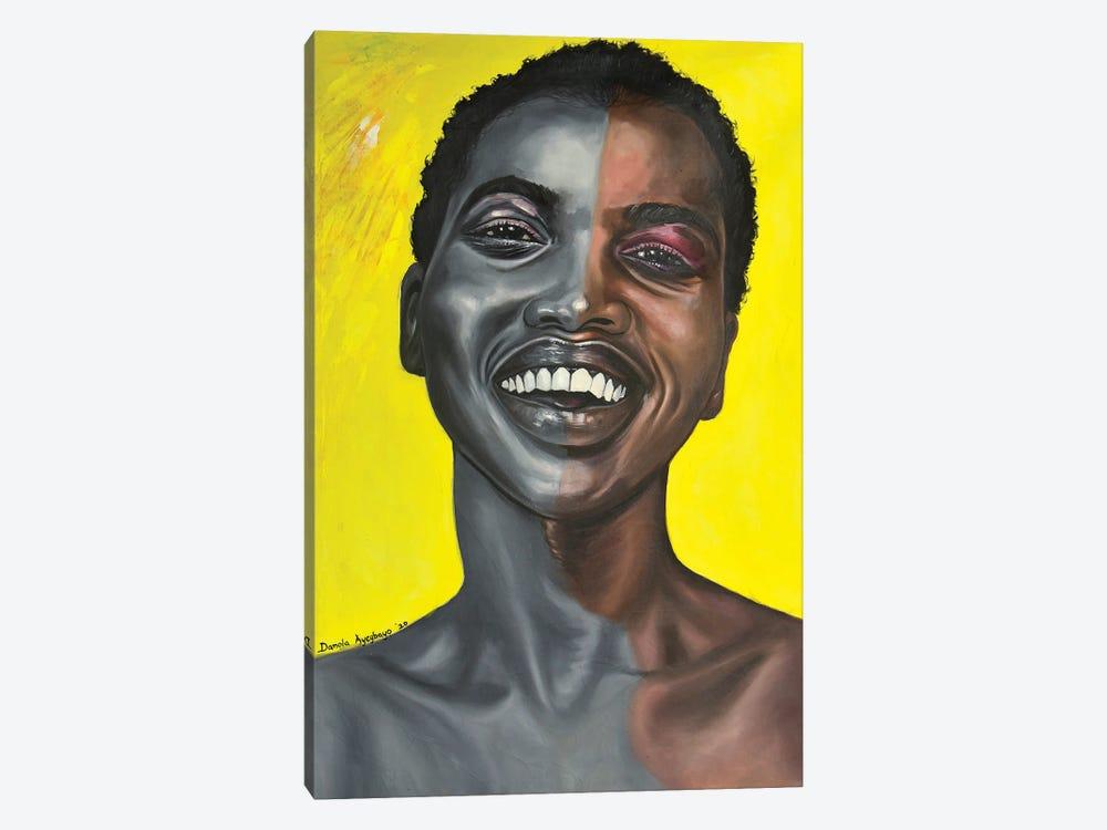 Vague by Damola Ayegbayo 1-piece Canvas Art