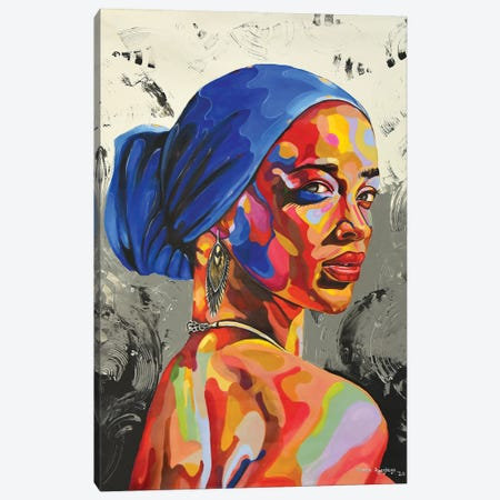 The Other Side Canvas Print #DML21} by Damola Ayegbayo Canvas Art