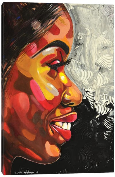 Celebrate Life Canvas Art Print