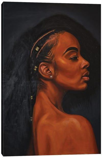 Black Pride Canvas Art Print