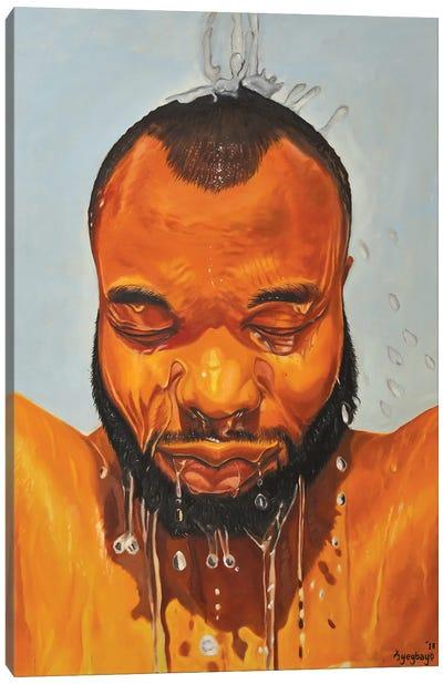 Self Portrait Canvas Art Print