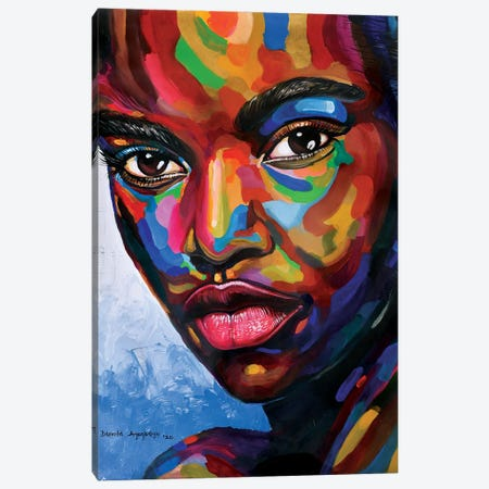 State Of Mind Canvas Print #DML32} by Damola Ayegbayo Canvas Print