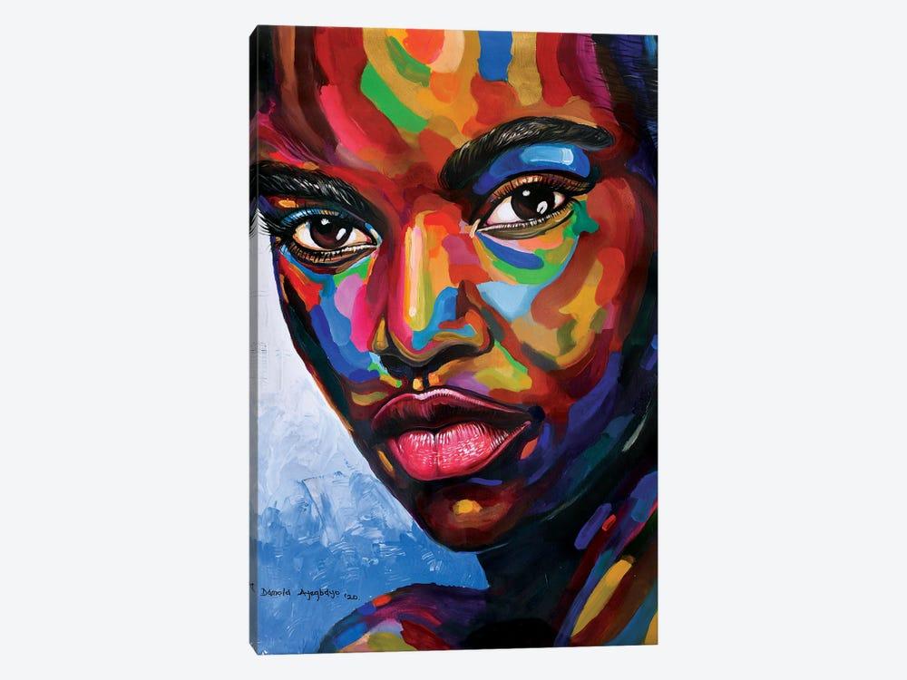 State Of Mind by Damola Ayegbayo 1-piece Art Print