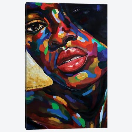 Eniyan (Human) Canvas Print #DML34} by Damola Ayegbayo Canvas Art