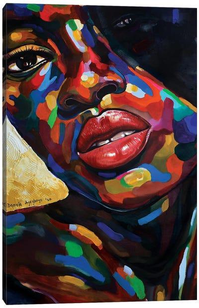 Eniyan (Human) Canvas Art Print
