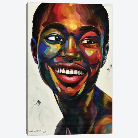 Celebrate Life III Canvas Print #DML3} by Damola Ayegbayo Art Print