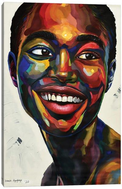 Celebrate Life III Canvas Art Print