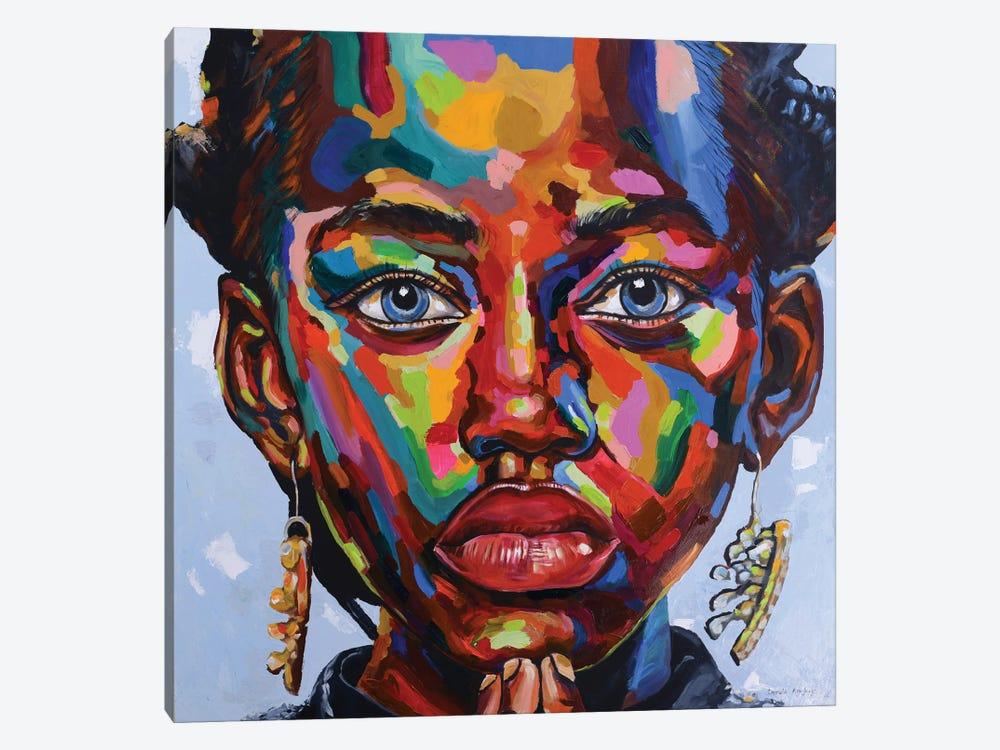 Vision Of Hope II by Damola Ayegbayo 1-piece Canvas Print