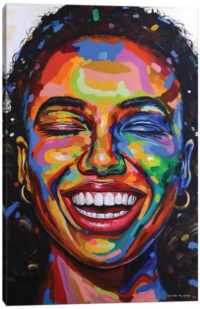 Celebrate Life VI Canvas Art Print