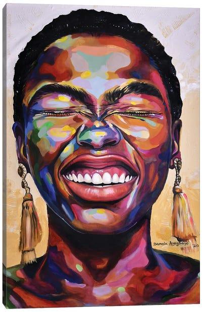 Celebrate Life II Canvas Art Print