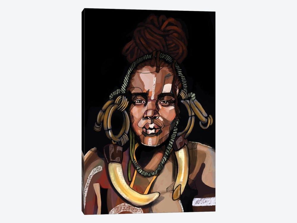 Africa '92 by Domonique Brown 1-piece Canvas Artwork