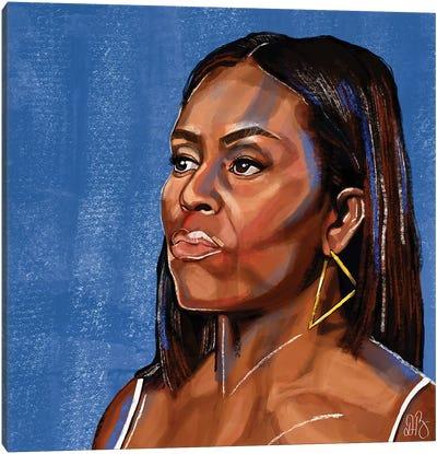 Obama Canvas Art Print