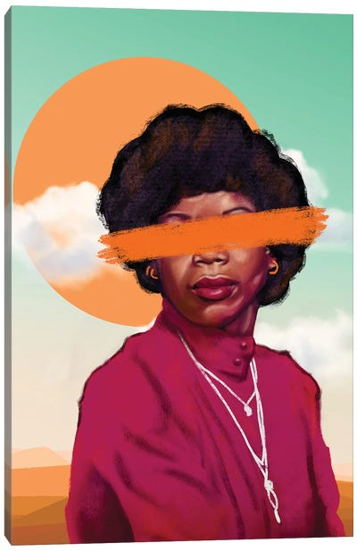 Brenda Canvas Art Print
