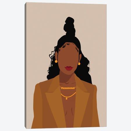 Phenomenal Canvas Print #DMQ130} by Domonique Brown Canvas Wall Art