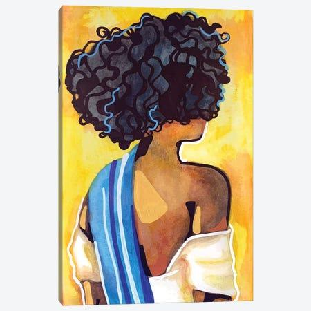 Silk Canvas Print #DMQ144} by Domonique Brown Canvas Artwork