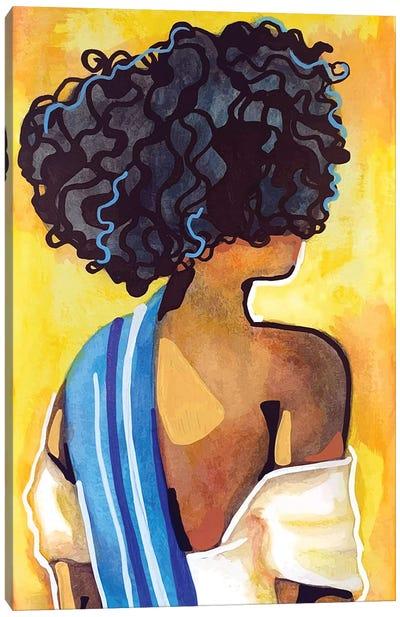 Silk Canvas Art Print