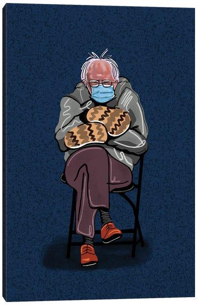 Bernie Sanders Canvas Art Print