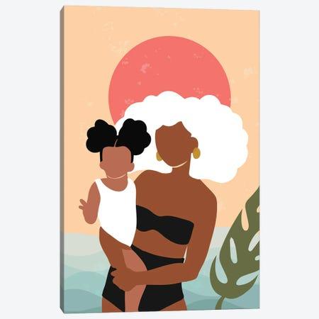 Juneteenth Canvas Print #DMQ26} by Domonique Brown Canvas Artwork