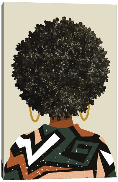 Black Art Matter Canvas Art Print