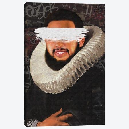 Renaissance Man Canvas Print #DMQ3} by Domonique Brown Canvas Art Print
