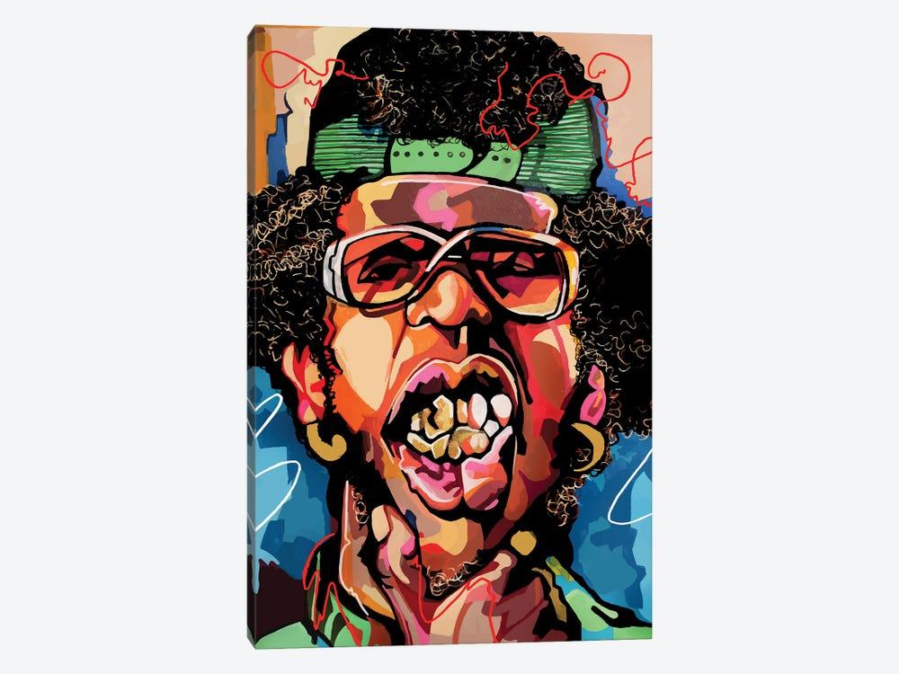 Atlanta by Domonique Brown 1-piece Canvas Print