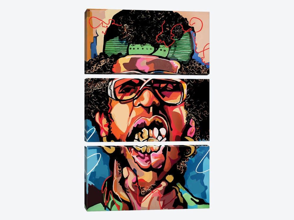 Atlanta by Domonique Brown 3-piece Canvas Print