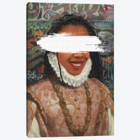 Renaissance Woman Canvas Print #DMQ4} by Domonique Brown Canvas Artwork
