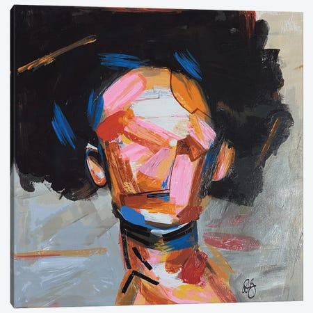 Groovy Toni Canvas Print #DMQ53} by Domonique Brown Canvas Wall Art