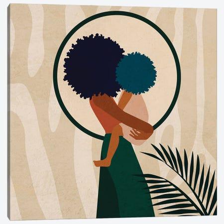Stay Home No. 3 Canvas Print #DMQ62} by Domonique Brown Canvas Print