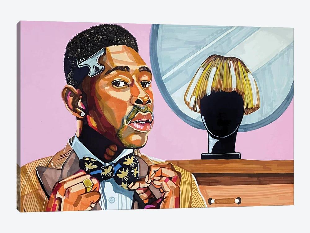 Tyler, the Creator by Domonique Brown 1-piece Canvas Artwork