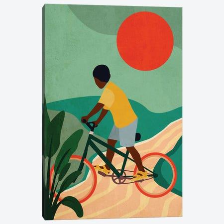 Stay Home No. 7 Canvas Print #DMQ73} by Domonique Brown Canvas Art