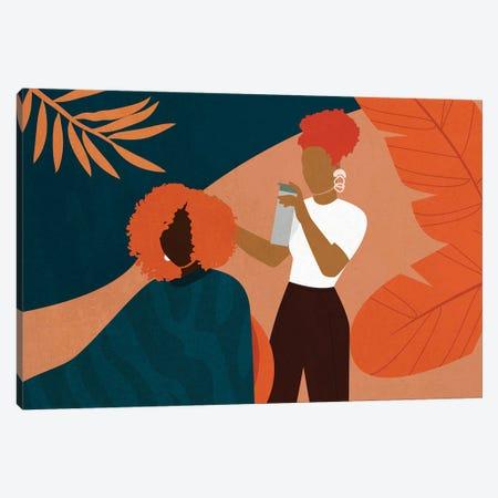 Salon No. 1 Canvas Print #DMQ77} by Domonique Brown Art Print