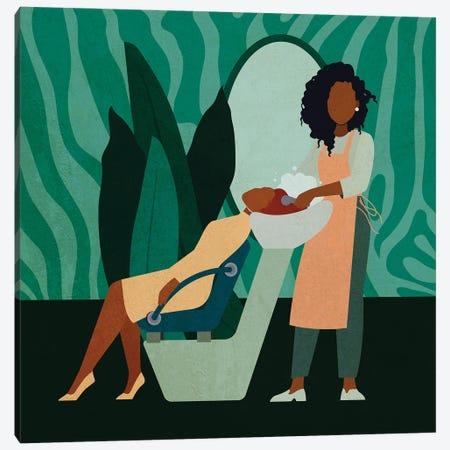 Salon No. 2 Canvas Print #DMQ78} by Domonique Brown Canvas Artwork