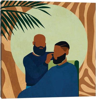 Barbershop No. 1 Canvas Art Print