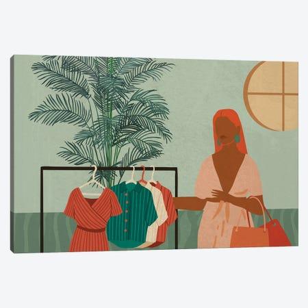 Retail Therapy No. 1 Canvas Print #DMQ81} by Domonique Brown Art Print