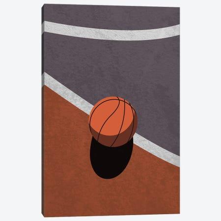 Dear Basketball Canvas Print #DMQ89} by Domonique Brown Canvas Art Print