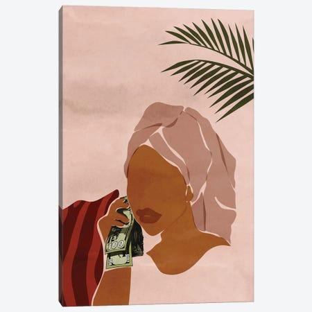 Good Morning Canvas Print #DMQ94} by Domonique Brown Canvas Art Print