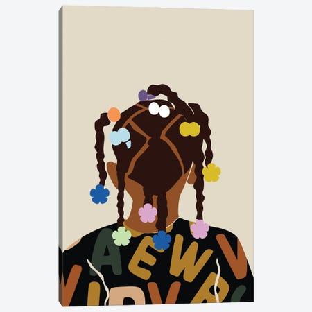 Back To School Canvas Print #DMQ98} by Domonique Brown Canvas Artwork