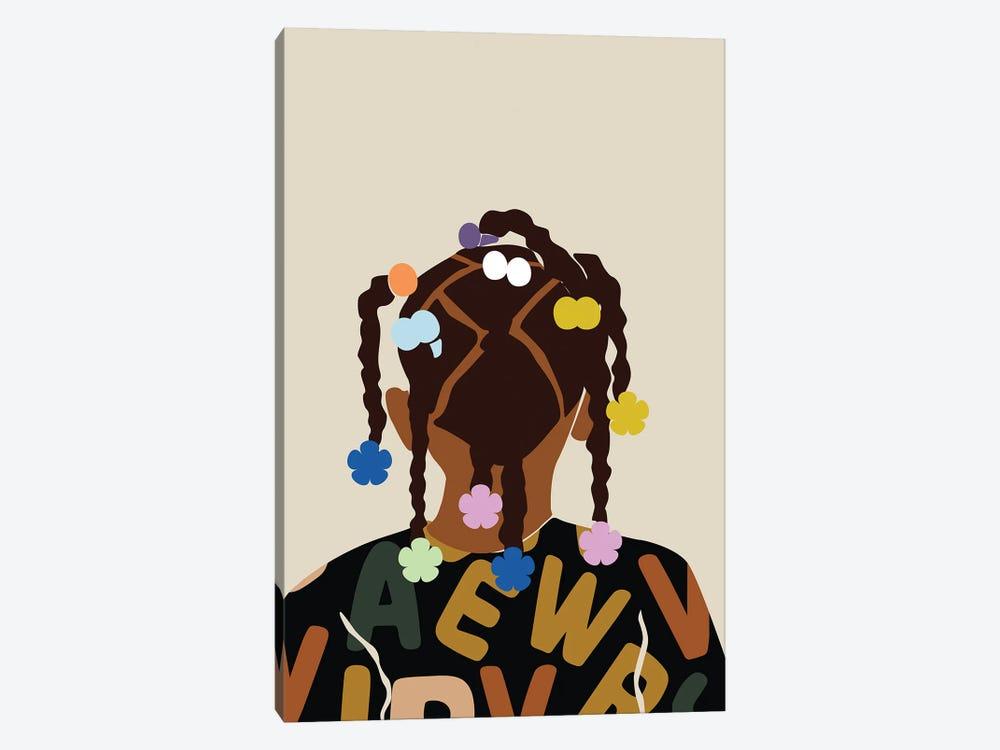 Back To School by Domonique Brown 1-piece Canvas Print