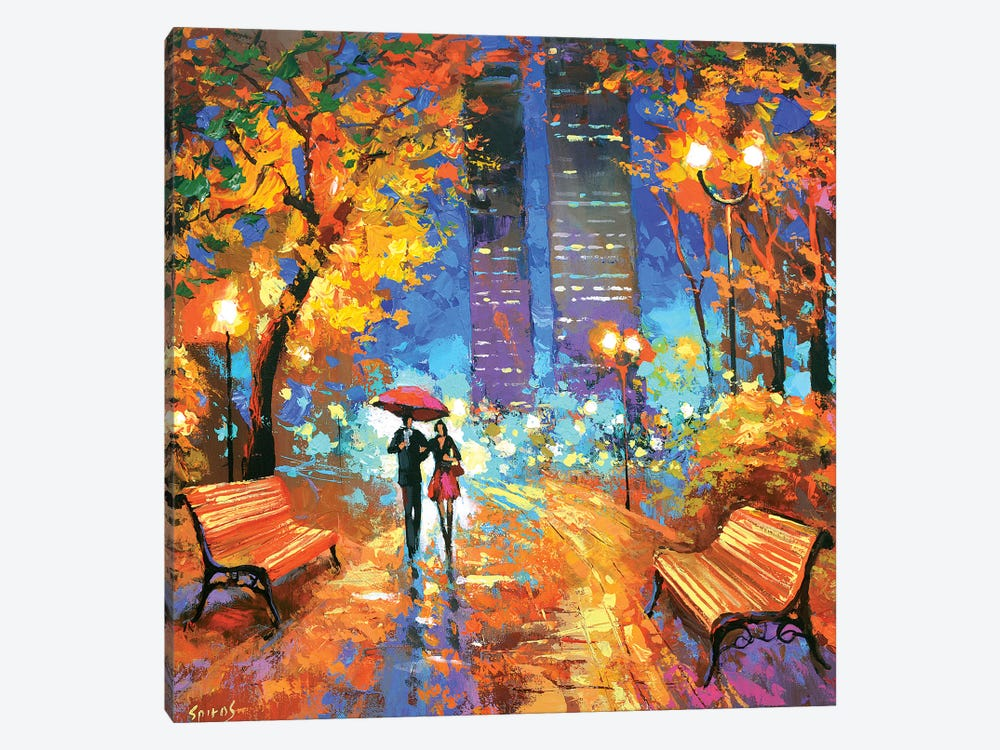 Nocturnal Fragrance by Dmitry Spiros 1-piece Canvas Art Print