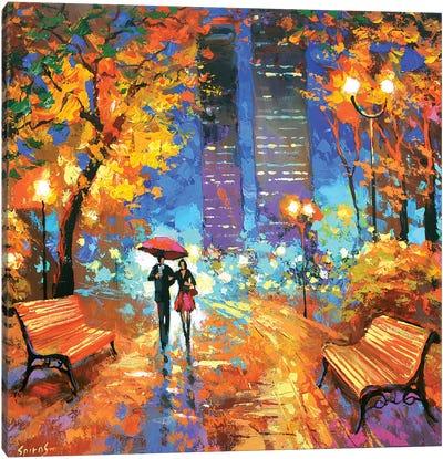 Nocturnal Fragrance Canvas Art Print