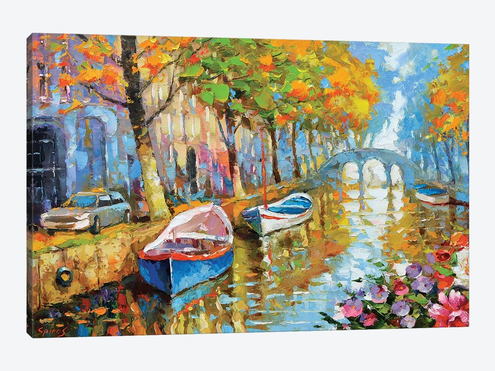 The Fragrant Smell Of Autumn by Dmitry Spiros 1-piece Art Print