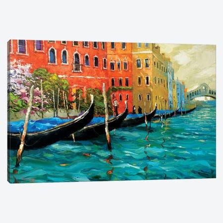 Venetian Motifs Canvas Print #DMT179} by Dmitry Spiros Canvas Art