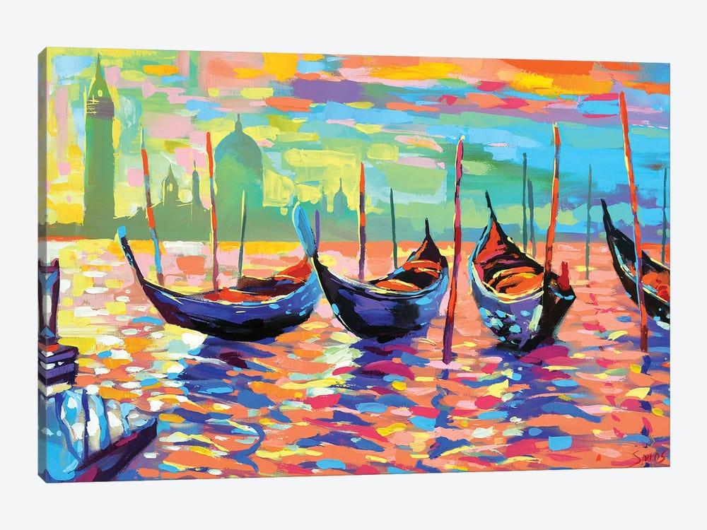 Venice by Dmitry Spiros 1-piece Canvas Print