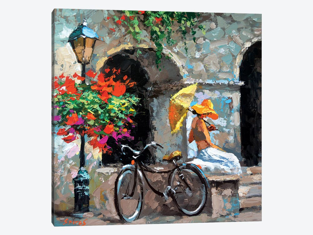 Waiting For You by Dmitry Spiros 1-piece Canvas Wall Art