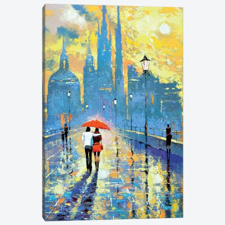 You & Me Canvas Print #DMT201} by Dmitry Spiros Canvas Art